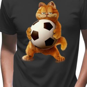 Футболка с Гарфилдом