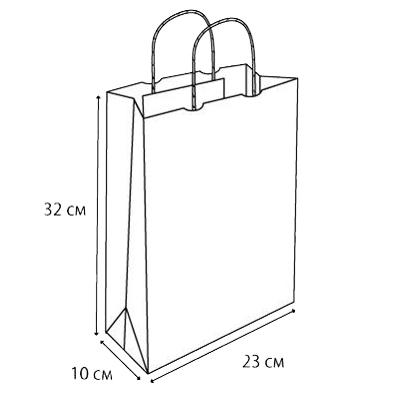 Размер пакета для печати