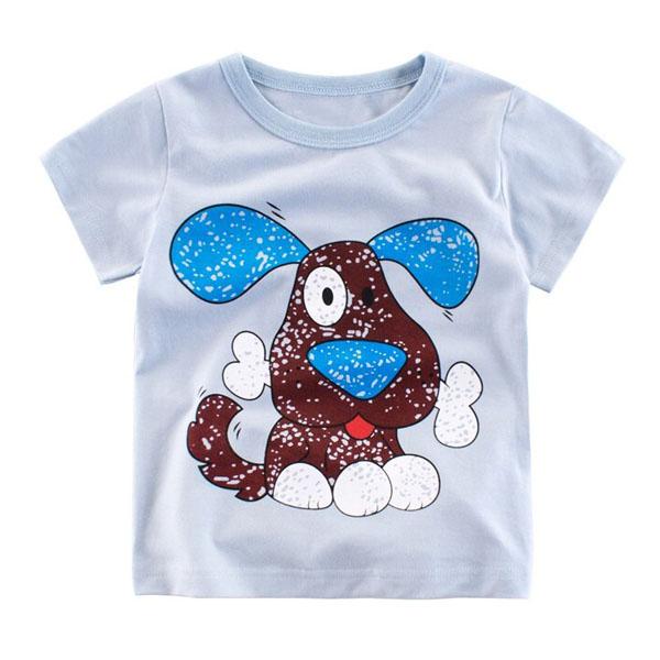 Детские футболки с принтами купить в Украине