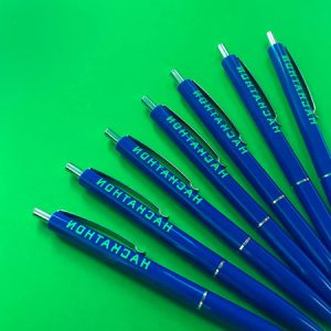 Заказать скорую печать на ручках в Днепре