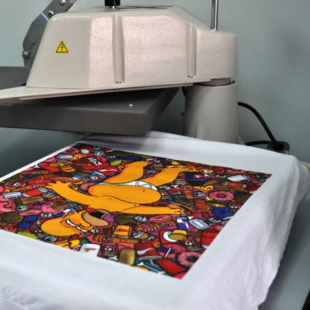 Шелкотрафаретная печать на ткани на заказ в Днепре и Украине