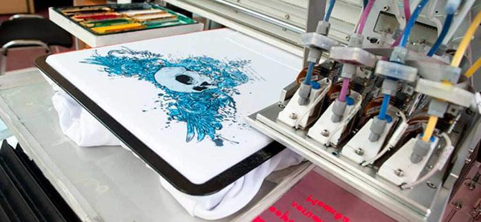 Трафаретная печать на ткани на заказ в Днепре, Киеве и Запорожье